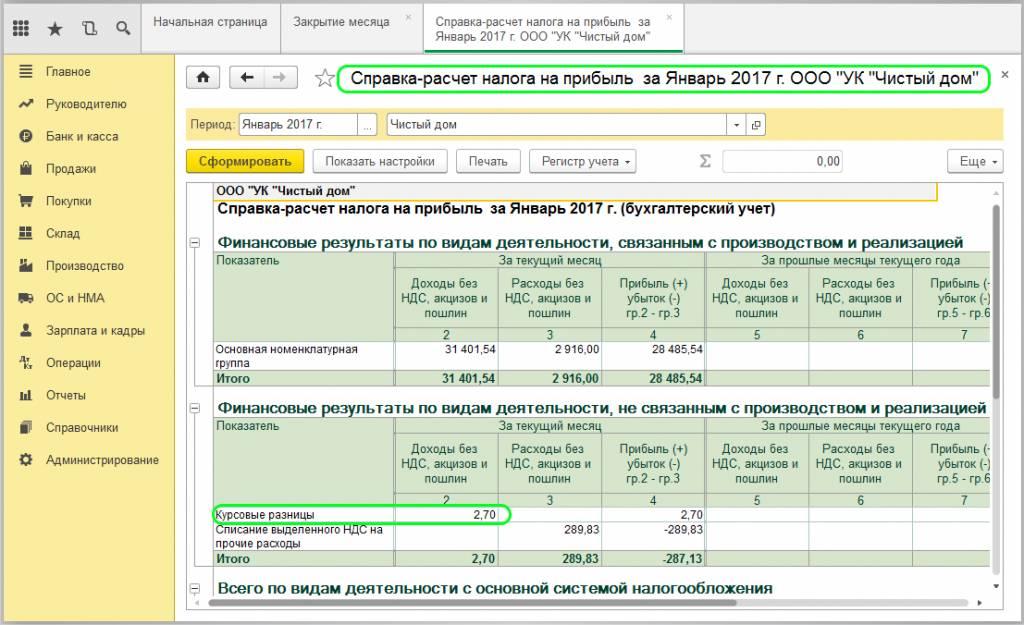 Формы налог на прибыль 2014