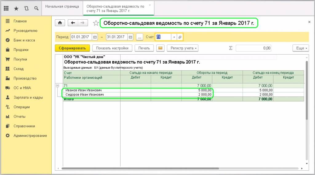 Все про авансовые отчеты в бухгалтерии закон о регистрация ип
